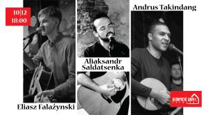 Koncert akustyczny muzyki białoruskiej